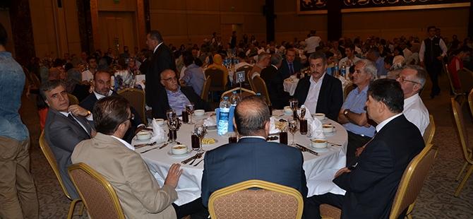 Vali Muammer Erol'dan Konya'ya iftar 32