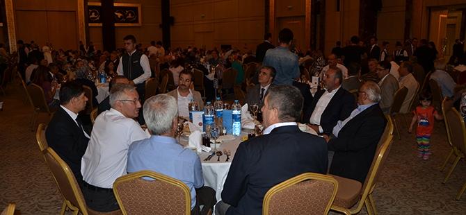 Vali Muammer Erol'dan Konya'ya iftar 33