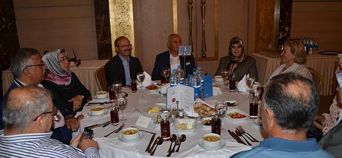 Vali Muammer Erol'dan Konya'ya iftar 35