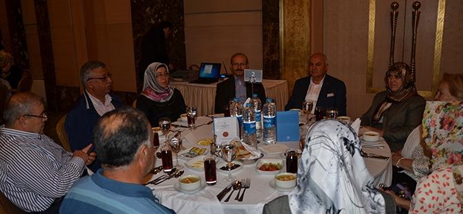 Vali Muammer Erol'dan Konya'ya iftar 36