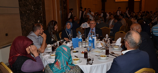 Vali Muammer Erol'dan Konya'ya iftar 4