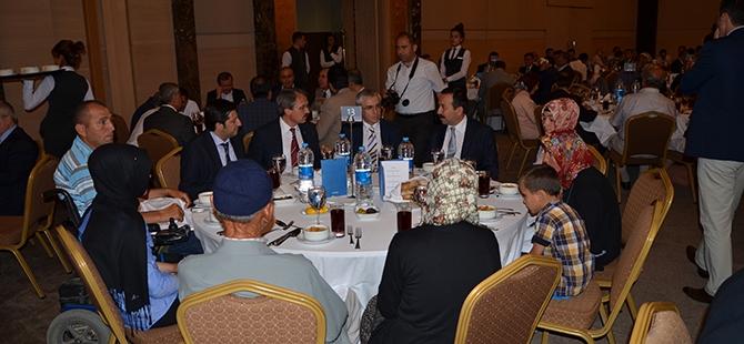 Vali Muammer Erol'dan Konya'ya iftar 7