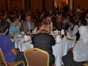 Vali Muammer Erol'dan Konya'ya iftar