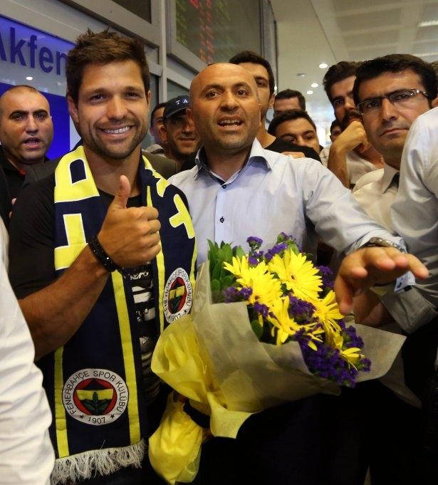 Diego Ribas İstanbul'da 23