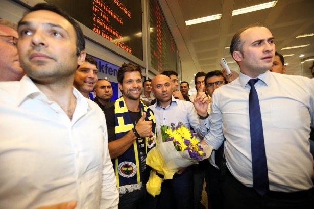 Diego Ribas İstanbul'da 25