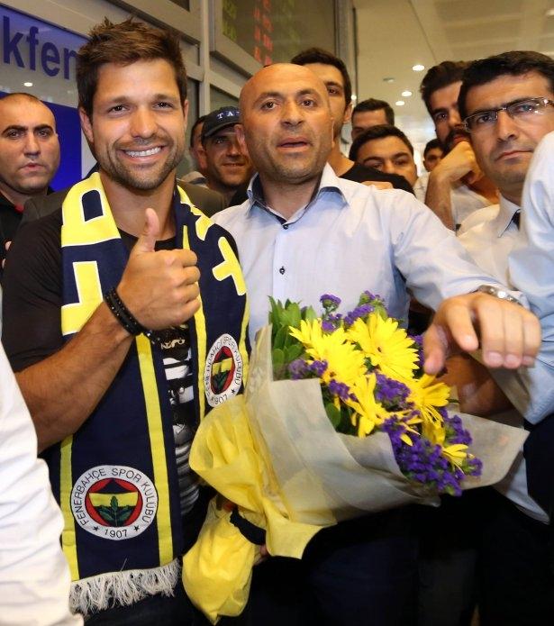 Diego Ribas İstanbul'da 26