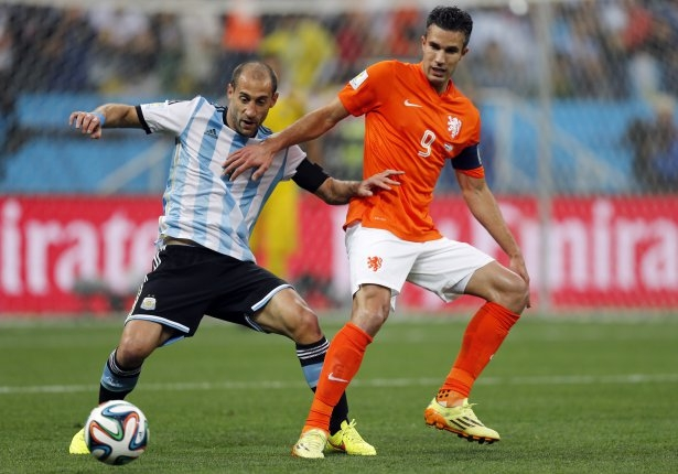 Hollanda-Arjantin maçı 1