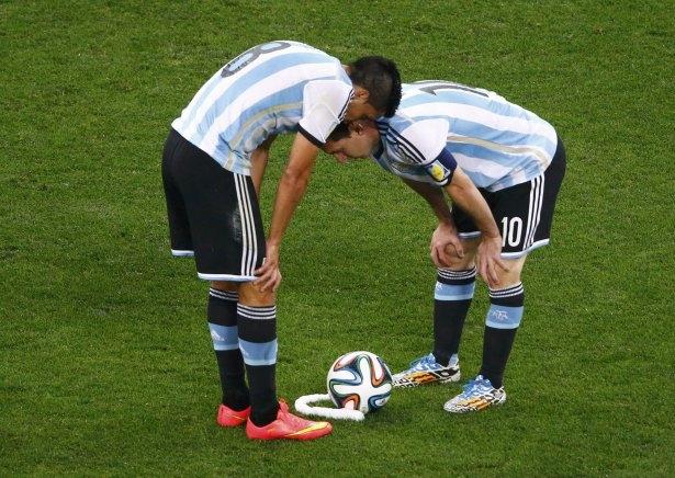 Hollanda-Arjantin maçı 10