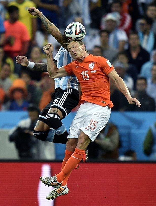 Hollanda-Arjantin maçı 11