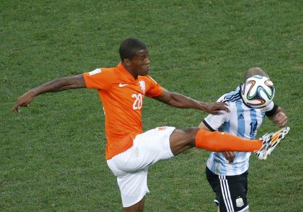Hollanda-Arjantin maçı 12