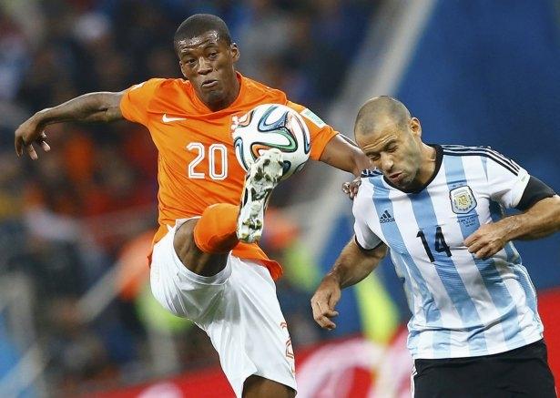 Hollanda-Arjantin maçı 13