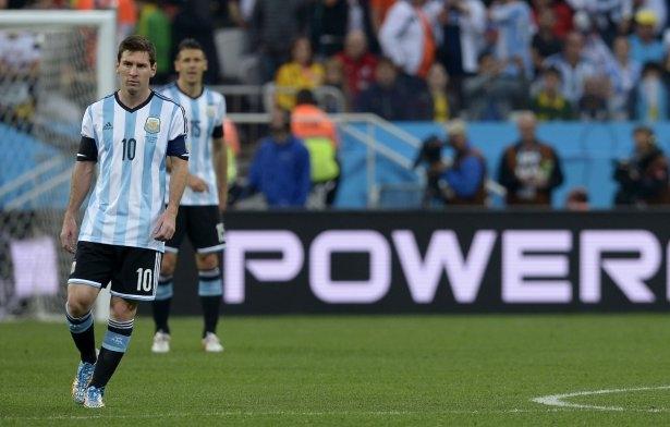 Hollanda-Arjantin maçı 19