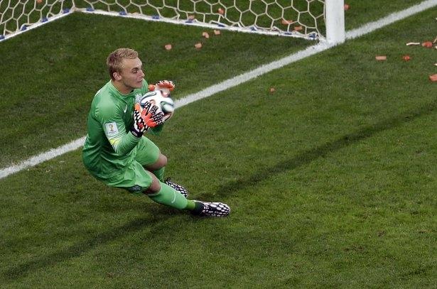 Hollanda-Arjantin maçı 2