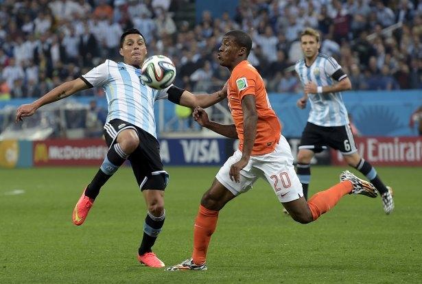 Hollanda-Arjantin maçı 20