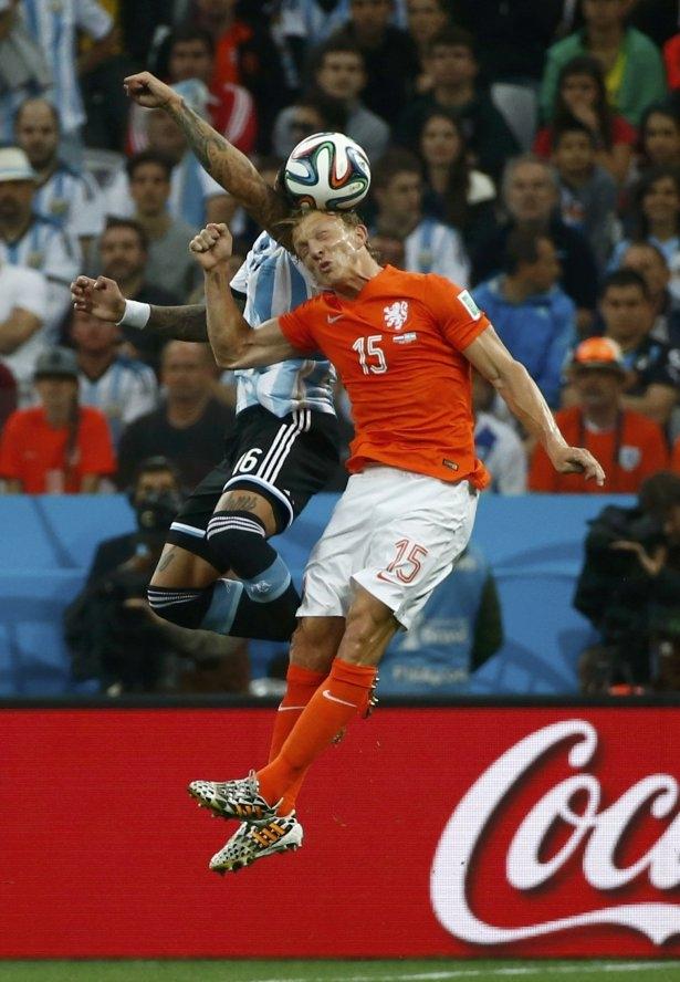 Hollanda-Arjantin maçı 22