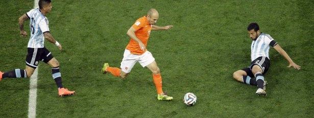 Hollanda-Arjantin maçı 23
