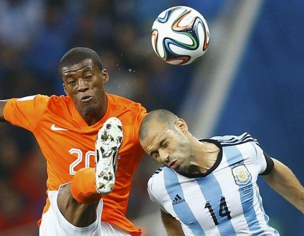 Hollanda-Arjantin maçı 25
