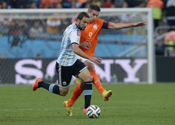 Hollanda-Arjantin maçı 29