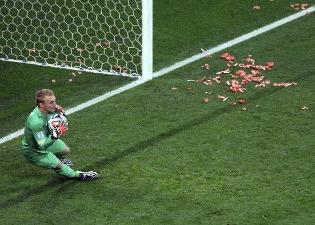 Hollanda-Arjantin maçı 3