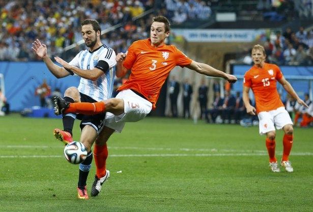 Hollanda-Arjantin maçı 30