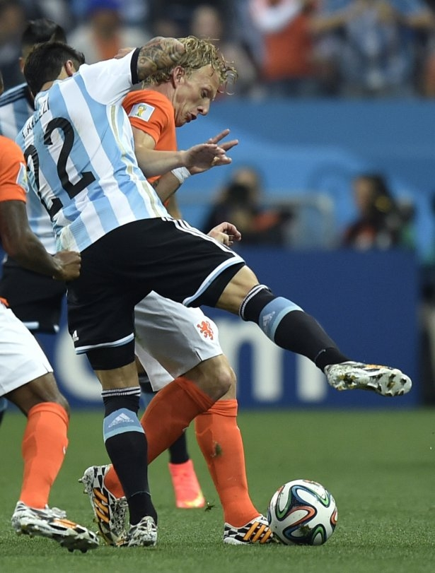 Hollanda-Arjantin maçı 33