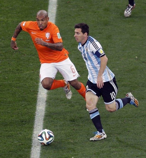 Hollanda-Arjantin maçı 34