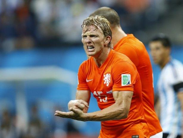 Hollanda-Arjantin maçı 35