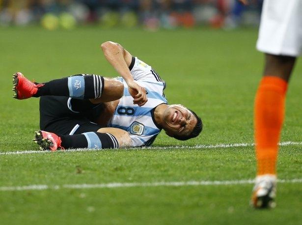 Hollanda-Arjantin maçı 36