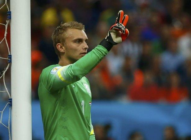 Hollanda-Arjantin maçı 6