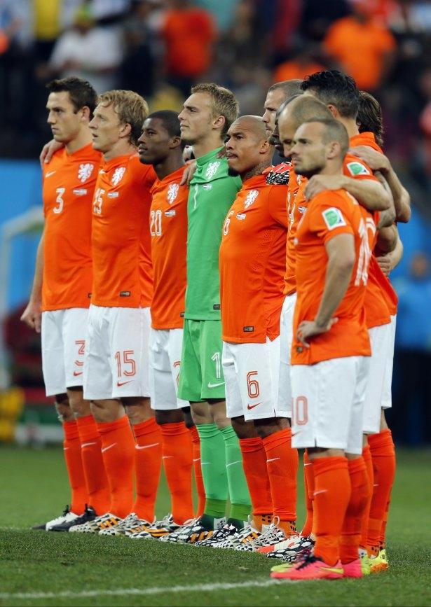 Hollanda-Arjantin maçı 7