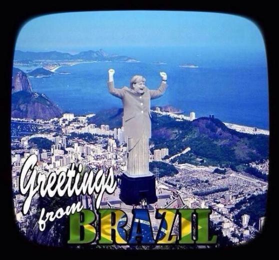 Sosyal medyada Brezilya geyikleri 6