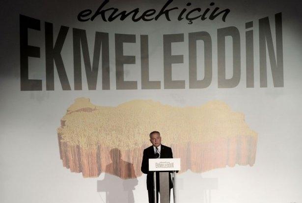 'Ekmek için Ekmeleddin' sloganı twitter'ı salladı 1