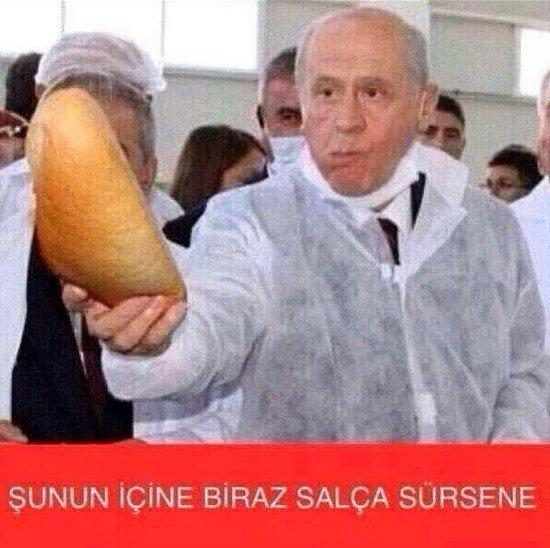 'Ekmek için Ekmeleddin' sloganı twitter'ı salladı 29