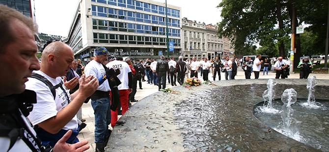 Srebrenitsa soykırımının 19'uncu yıl dönümü 13