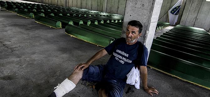 Srebrenitsa soykırımının 19'uncu yıl dönümü 19