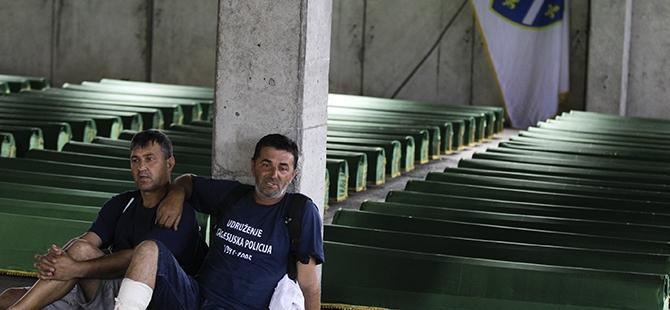 Srebrenitsa soykırımının 19'uncu yıl dönümü 20