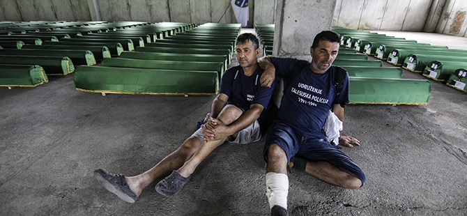 Srebrenitsa soykırımının 19'uncu yıl dönümü 21