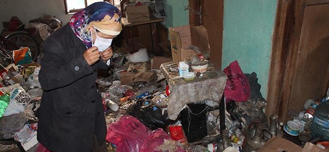 Çöp evden dram çıktı 8