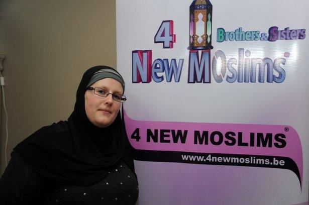 Belçikalı genç bin kişiyi müslüman yaptı 2