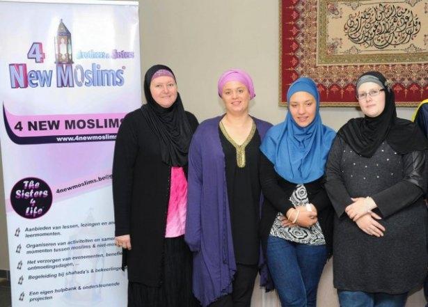 Belçikalı genç bin kişiyi müslüman yaptı 8