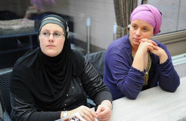 Belçikalı genç bin kişiyi müslüman yaptı 9