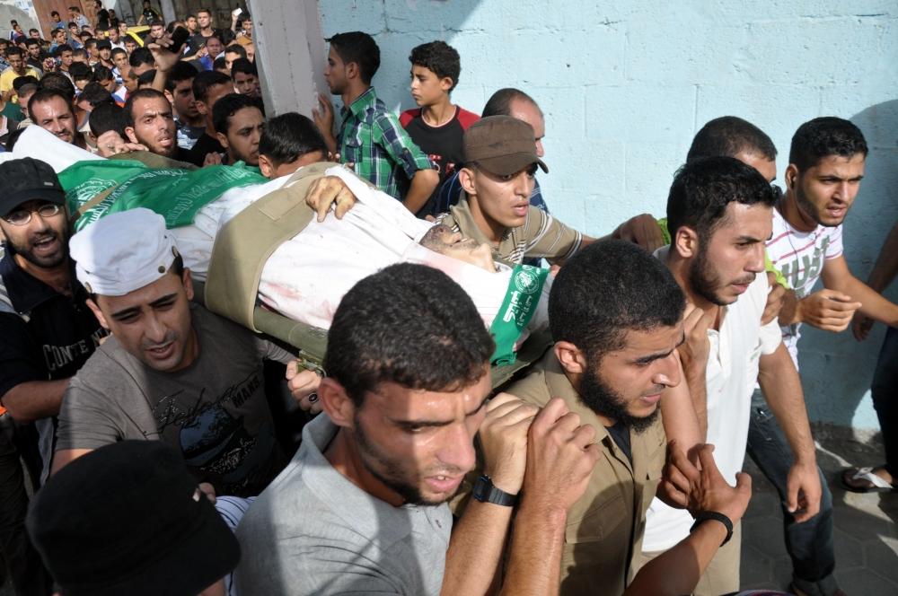 İsrail'in Gazze'ye saldırıları 2