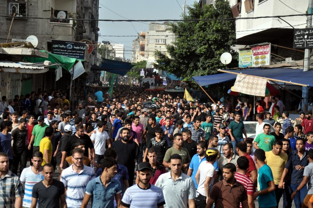 İsrail'in Gazze'ye saldırıları 5