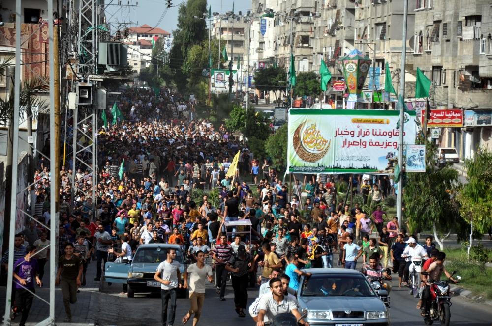 İsrail'in Gazze'ye saldırıları 6