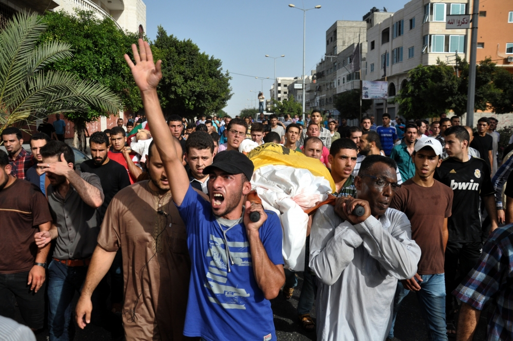 İsrail'in Gazze'ye saldırıları 9