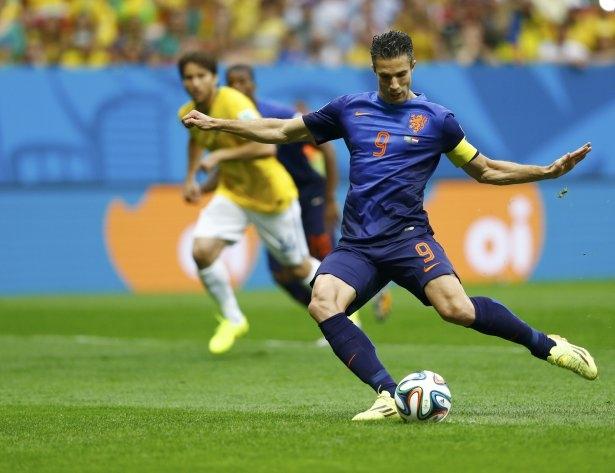 Brezilya-Hollanda maçı 1
