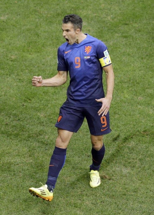 Brezilya-Hollanda maçı 10