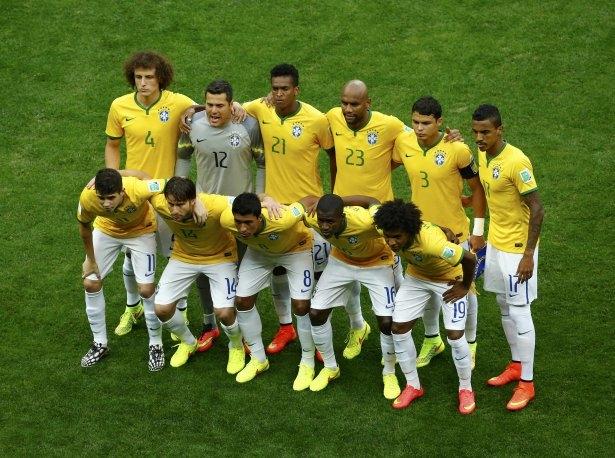 Brezilya-Hollanda maçı 11