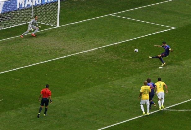 Brezilya-Hollanda maçı 12