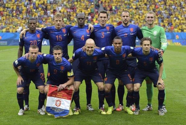 Brezilya-Hollanda maçı 13
